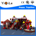 Best price indoor playground toys beautiful design children's maze high quality indoor playground equipment for babies used