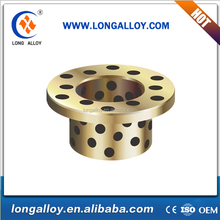 oilless flange sliding bushing