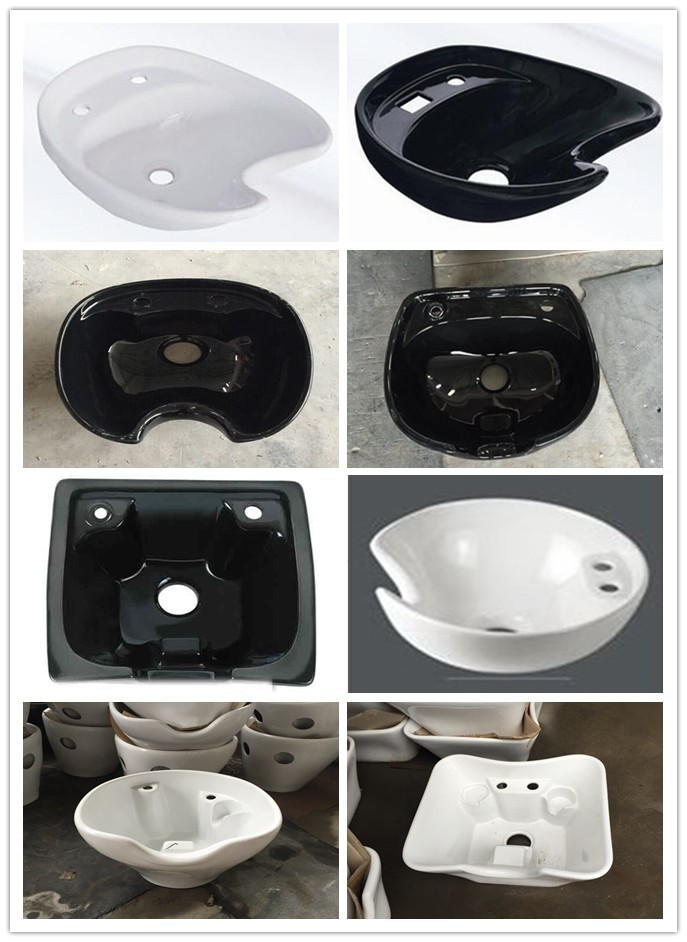 Ceramic hairdressing Salon Wash Basin W0326A