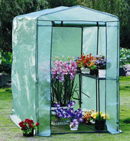 plastic tunnel greenhouse,tunnel greenhouse,PE greenhouse plastic cover for flower and plant