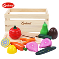 children toys new 2016 style Magnetic fruit and vegetables set toys