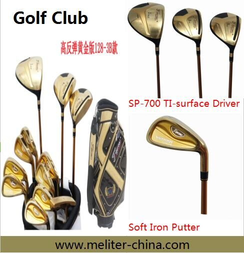 meliter newest design cheap price golf club