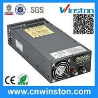 SCN-800-48 800W 48V 17A top grade hot sell 800w led power supply