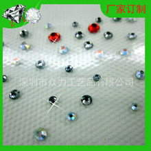 Excellent Crystal Transfers Rhinestone Designs Hotfix Motif For Clothing Accessory