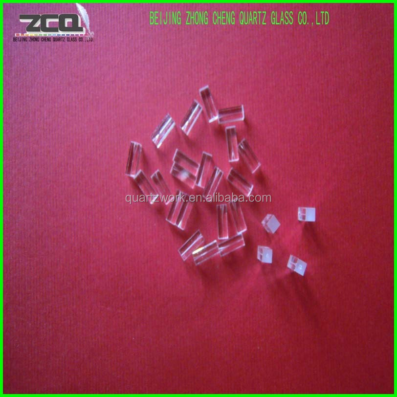High Quality Square Quartz Glass Capillary Tubes