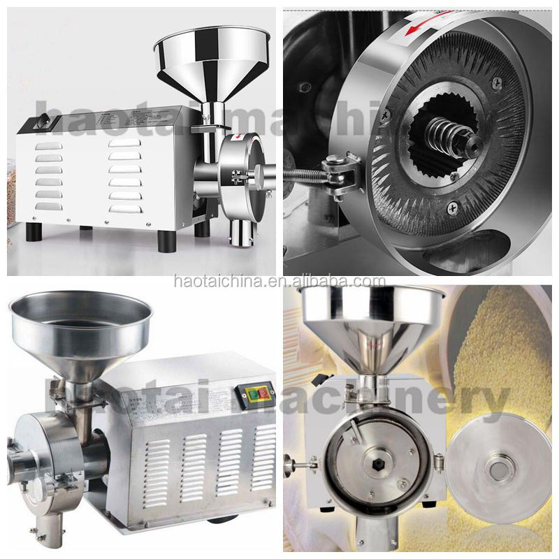 Best performance home grain flour milling machine / industrial food grinder machine