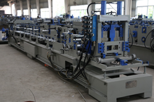 High Quality C Purlin Cold Roll Forming Machine