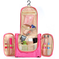 Popular Convenient Travel Hanging New Fashion Toiletry Bag Canvas Toiletry Bag