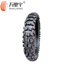Factory price wholesale nylon tubeless and tube motorcycle tire 2.50-17 110/90-16 4.00-8