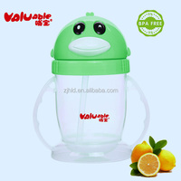 290ML Pengui Design Children Water Bottle with Handle BPA FREE