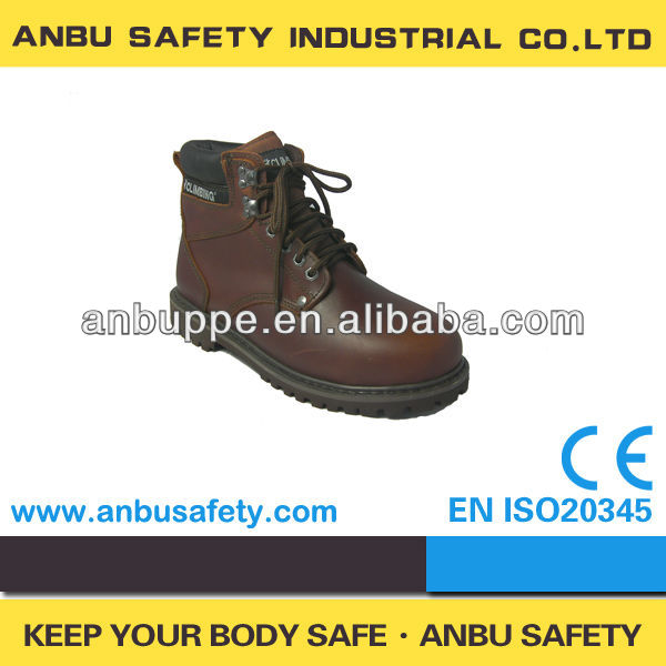 guardian reinforced composite toe hardwearing industrial cheap factory worker working shoes