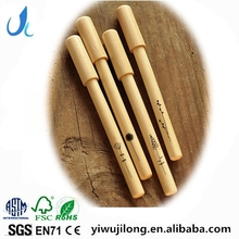 New novel classic wooden ball point pen for students