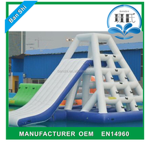 Factory direct sale inflatable water games, water adult games, water sports games