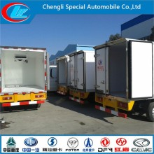 China brand refrigerator truck FOTON Forland mobile catering food van