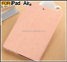 For iPad Air Flip Stand Case with Ultra Slim Wallet Case Style