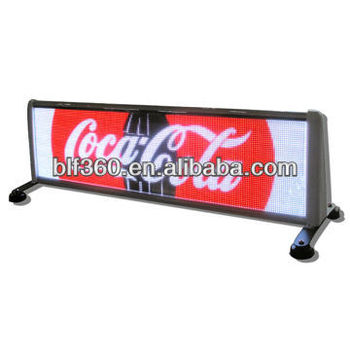 Taxi advertising Top LED Screen