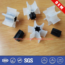 Flexible outer Stainless steel core inner Silicon rubber impeller