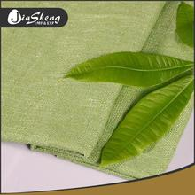Factory supply wholesale soft linen polyester fabric price for curtain