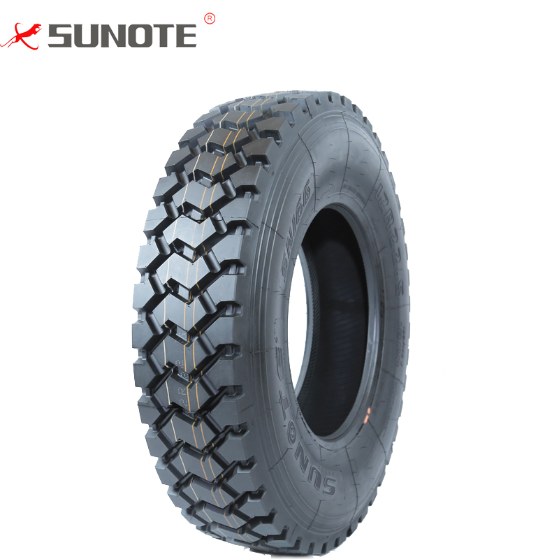 SUNOTE Chinese popular 12R22.5 truck <strong>tires</strong>