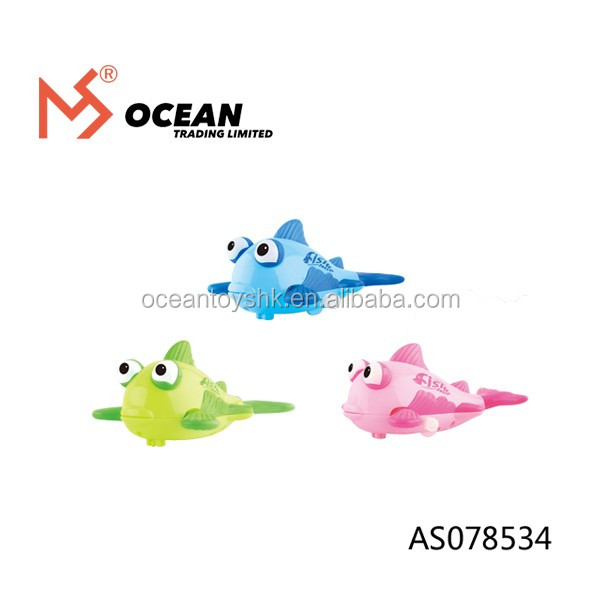 Hot Sale Wind Up Baby Bath Water Game Toys Mini Boat For Kids