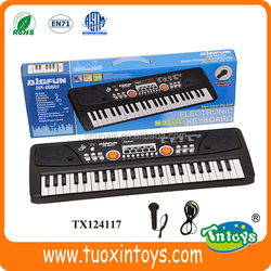 54 keys electronic keyboard musical organ price