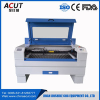 Jinan Acrylic CNC Laser Engraving Machine / Wood Co2 Laser Cutter