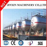 50 Cubic Meter LPG Gas Filling Plant Filling Cooking Cylinders/Cars