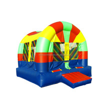 Colorful inflatable commercial bounce houses for sale,giant inflatable bouncer W1228
