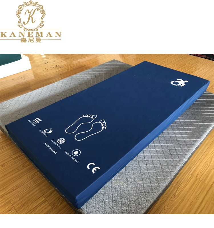 Vaccum Compressed and Rolled Memory Foam Rehabilitation Equipments Mattress - Jozy Mattress | Jozy.net