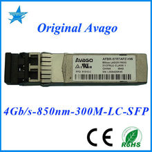 Original Avago AFBR-57R7APZ-HW 4Gb/s--850nm--300m optical transceiver fiber multiplexer