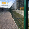 High security quantity hot sale iso residential wire mesh fence