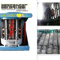 Medium Frequency Lead Smelting Rotary Equipment