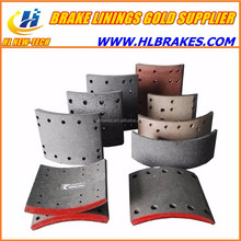 Drum Brake Lining For Heavy Duty Auto
