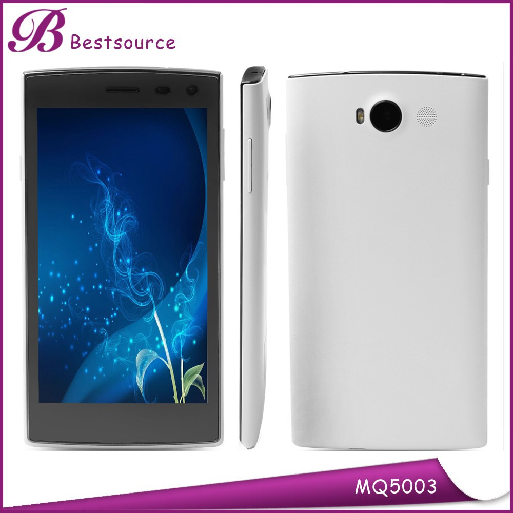 5 inch MTK6582M Android Quad Core 1GB+8GB Dual Sim Card 5.0MP Camera Latest Projector Used Mobile Phone Wholesale Dubai