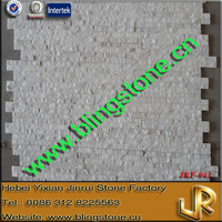 Natural White Quartzite Stone Panel For Interior Wall