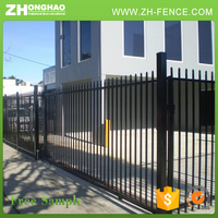Anti-Corrosion Cast Steel Fence /Gate Ornaments,Wrought Iron Fence