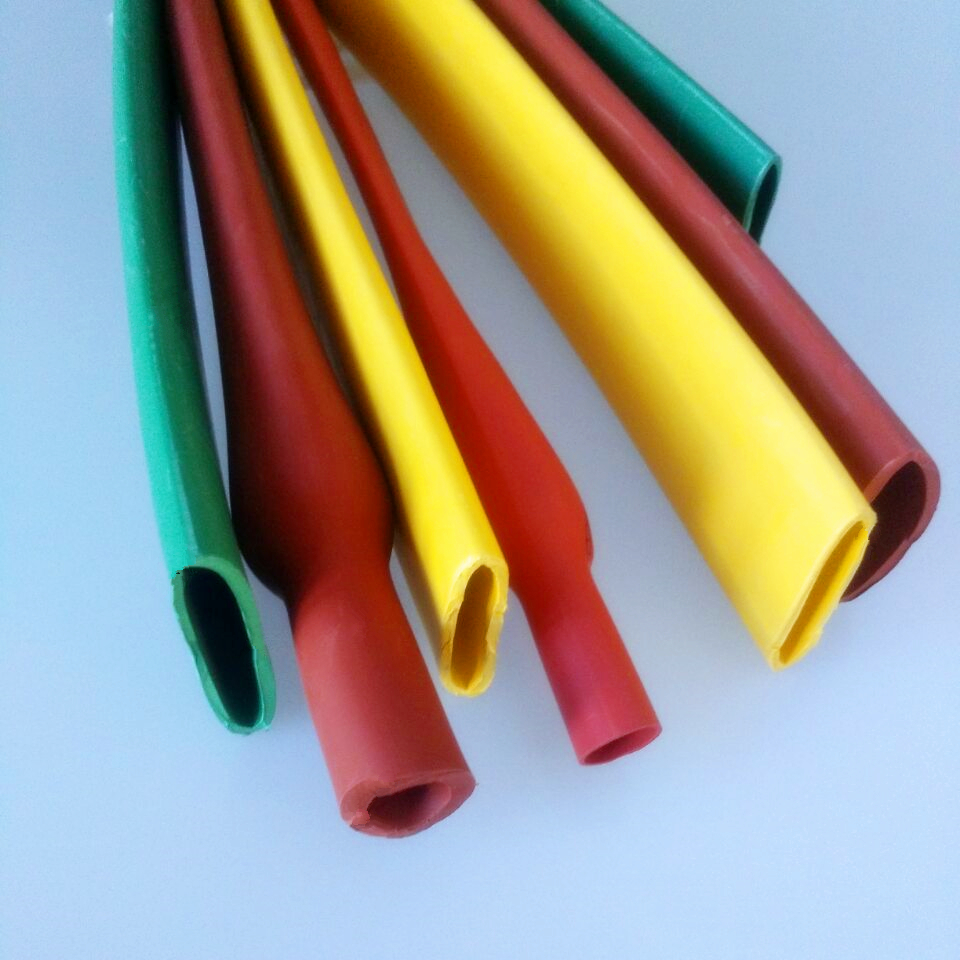 Environment Friendly Insulation Heat Shrinkable Busbar Protective Tubing