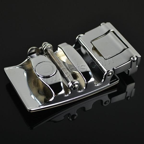 custom personalized Automatic zinc alloy belt buckle for men
