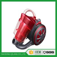 Dual cyclone type vacuum cleaner