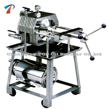 Portable Stainless Steel Edible Oil Filter Plant/Food Oil Filter Press/Cooking Oil Filter Machine