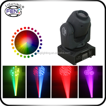 Sharpy light price mini 10W spot moving head light used stage lighting equipment for sale
