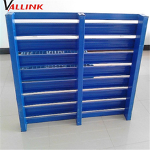 High Quality Warehouse Storage Steel Foldable Cage Pallet