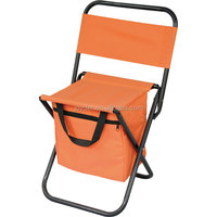 Multi function Triangle elderly folding chair for picnic