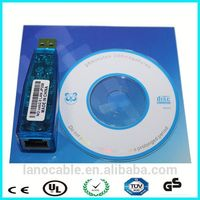 China AX88772B usb 2.0 to 10/100m rj45 network lan adapter card