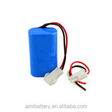 Li-ion Battery for food truck 11.1V 2.8Ah,with UL/CE/IEC62133/UN38.3 certificate.