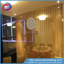 House room decorative hanging Chain- link window curtains