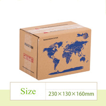 Custom Corrugated Cardboard Box Storage Large Boxes For Moving