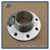 a105 Carbon Steel Forged Raised Face Long Weld Neck Flange