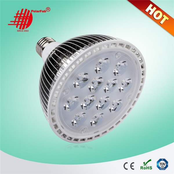 High power 9w led par lights with Aluminum Housing