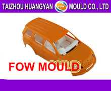 plastic injection XUV car model mould